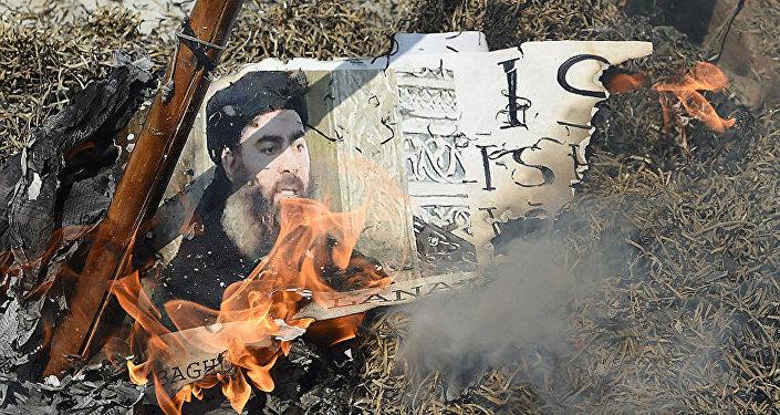 伊朗媒体发布照片 似可证明IS首领已经死亡