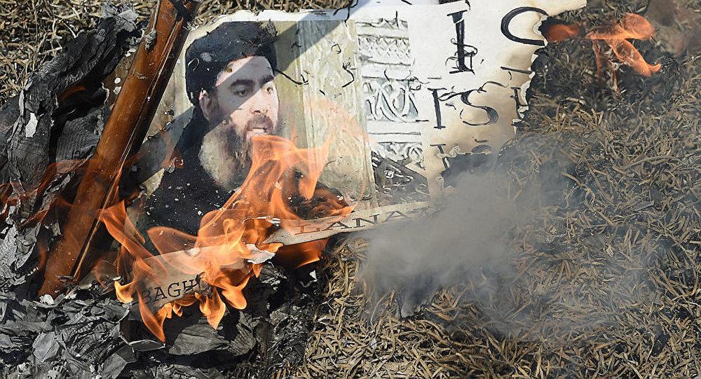 伊拉克內務部並未確認伊斯蘭國組織頭目巴格達迪被消滅的信息