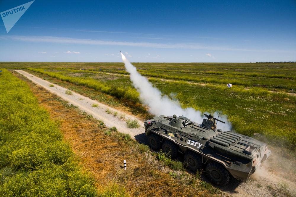 俄罗斯卫星通讯社6月最佳照片