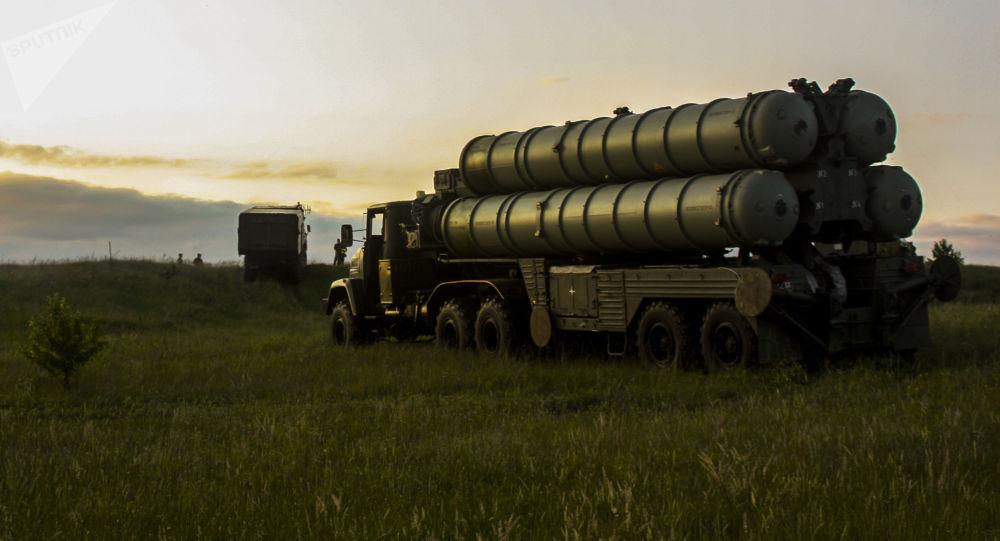 消息人士:俄罗斯向叙利亚无偿供应三个营的S300PM导弹系统