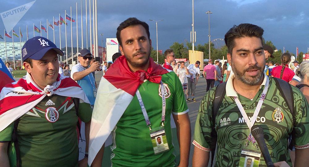 足球联合会杯客人:古斯塔沃·乌兰加,墨西哥