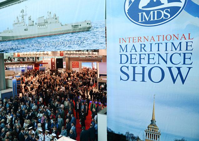 圣彼得堡国际海军展