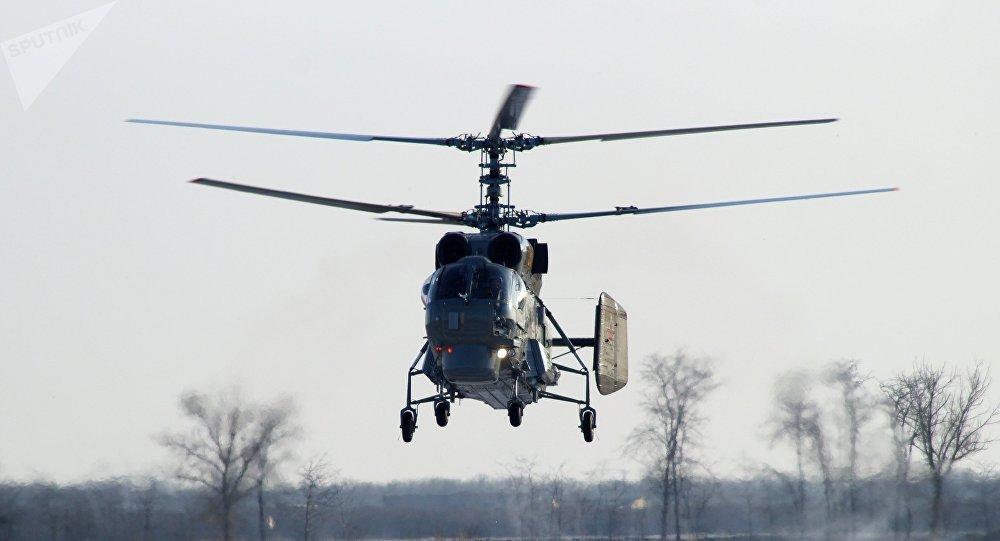 卡-27直升机