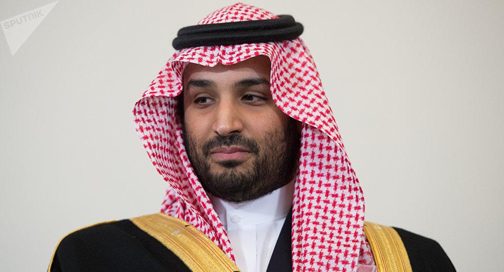 沙特新王储穆罕默德.本.萨勒曼