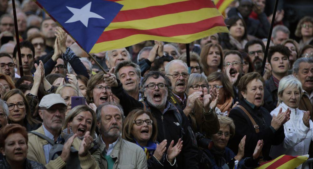 中方理解并支持西班牙政府维护国家统一的努力