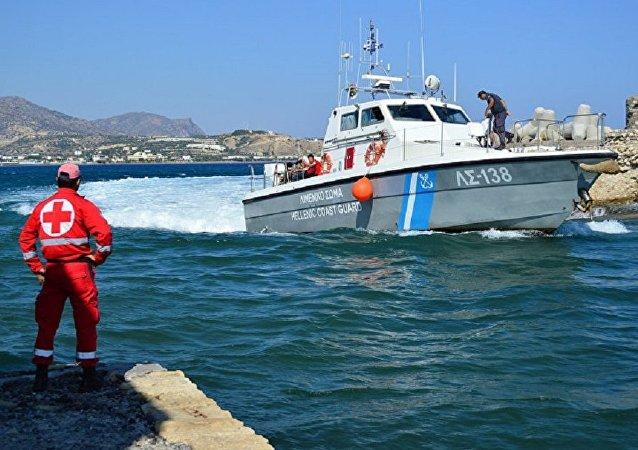 土媒:该国货轮在爱琴海遭到希腊海岸警卫队射击