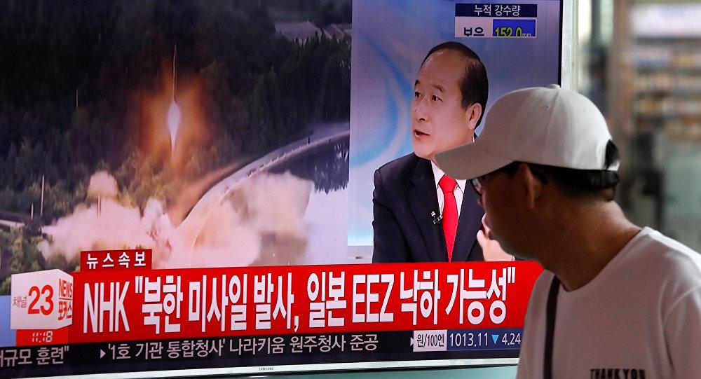 俄外長:俄羅斯不能容許朝鮮擁有核武器