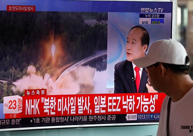 俄外长:俄罗斯不能容许朝鲜拥有核武器
