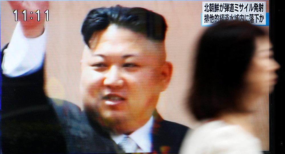 日本政府:该国认为金正恩声明是不可容忍的挑衅