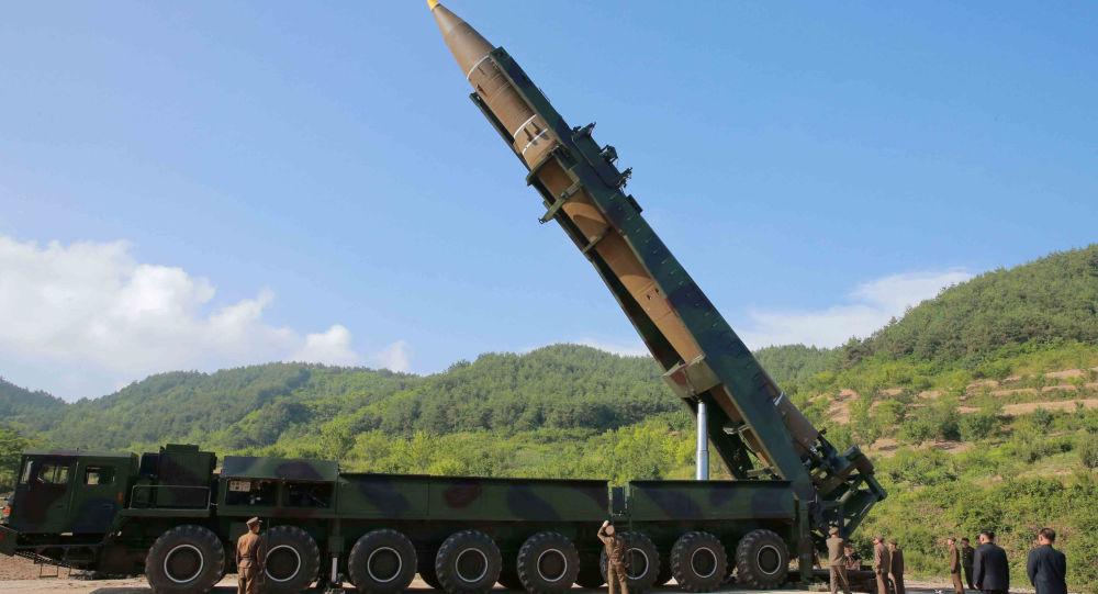 朝鲜弹道导弹