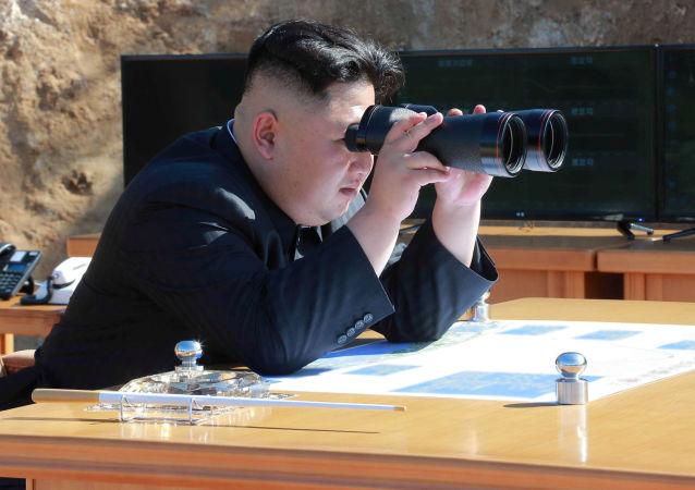 朝鲜称试射的洲际弹道导弹可携带大型核弹头