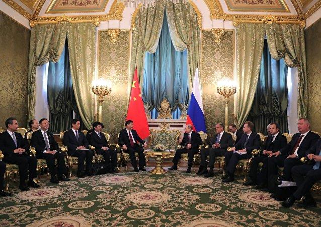 专家视角: 2018俄中关系最值得期待大事件
