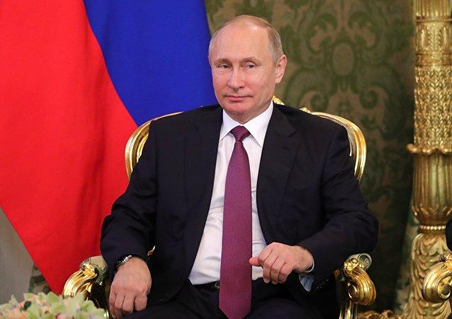 普京:俄欢迎扩大G20议事范围