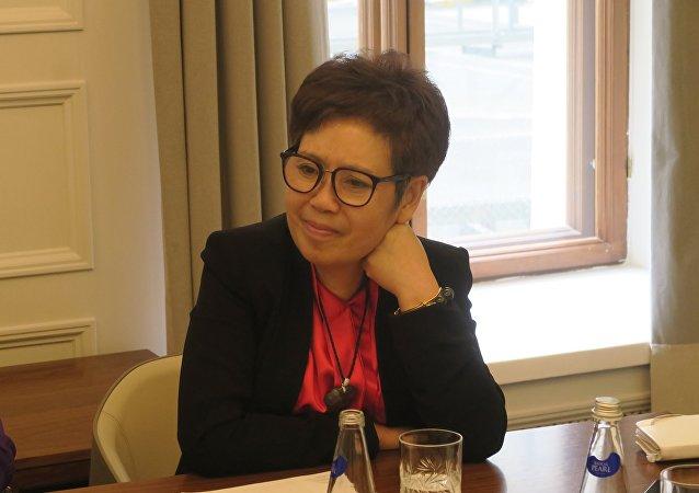 華策總裁趙依芳