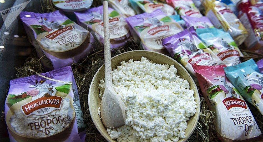 白俄罗斯食品将从5月起在中国上架