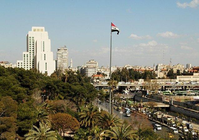 大马士革博览会中国参展商表示愿意在叙利亚开始业务