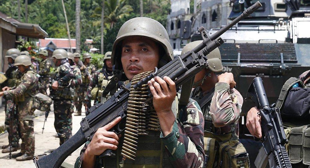 菲律賓軍隊