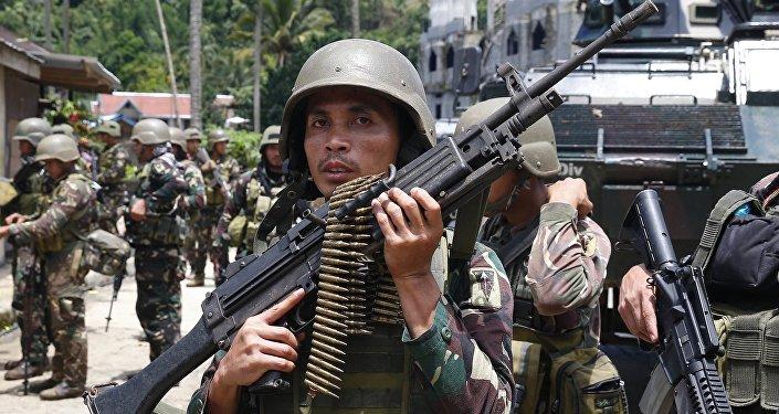 菲律宾军方