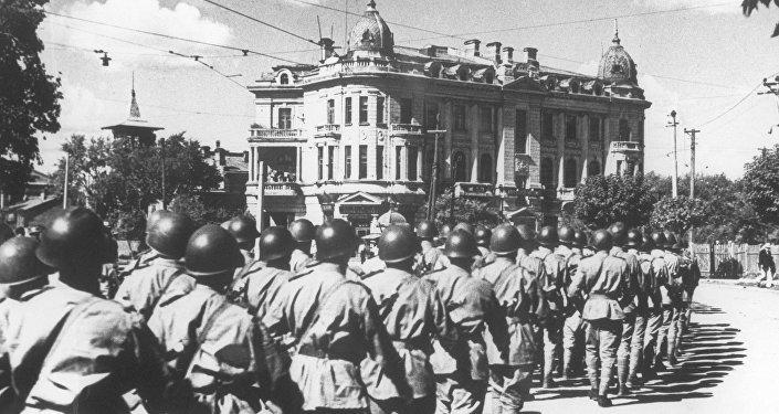 俄国防部解密34份苏中联合抗日文件