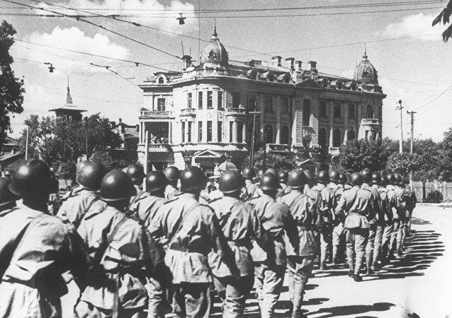 俄历史学会主席:苏联与中国为二战胜利付出最高代价
