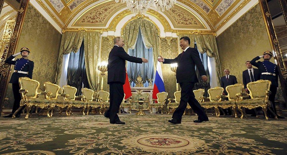俄媒: 習近平將能領到俄羅斯退休金