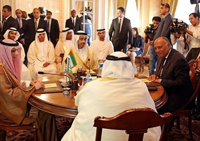 沙特外交部:对卡塔尔的抵制将继续 还将采取新的措施