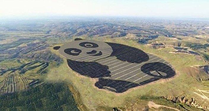 中國建成全球首座熊貓電站