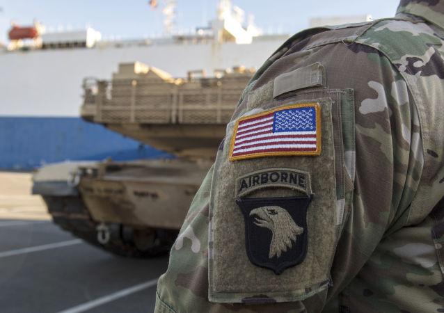 美国大使:2020年前美在德境内将增派1500名官兵