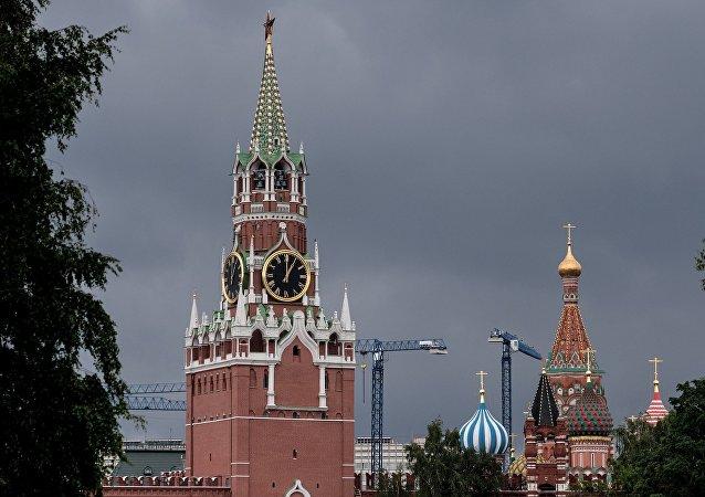 克宫表示俄领导层内部没有美情报机构线人斯莫连科夫