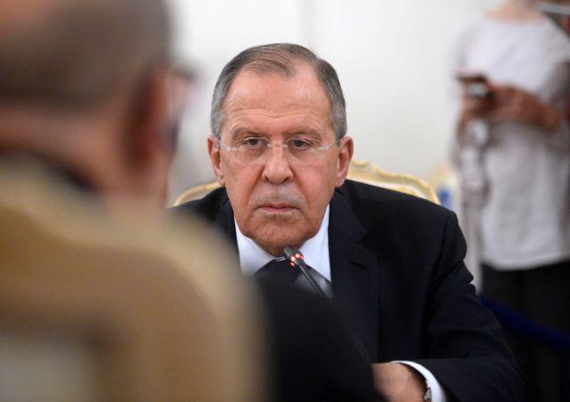 俄外长将访华并出席上合组织成员国外长理事会会议