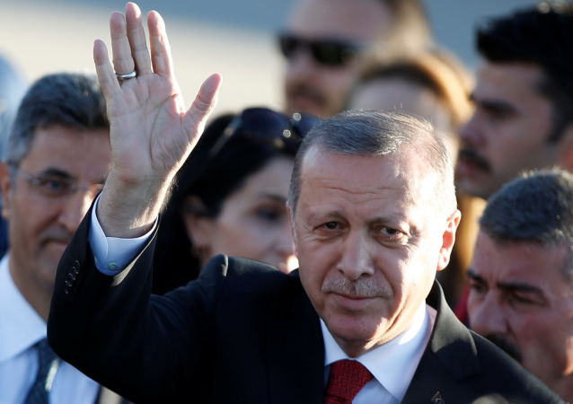 埃尔多安: 土耳其将不再从国际货币基金组织贷款