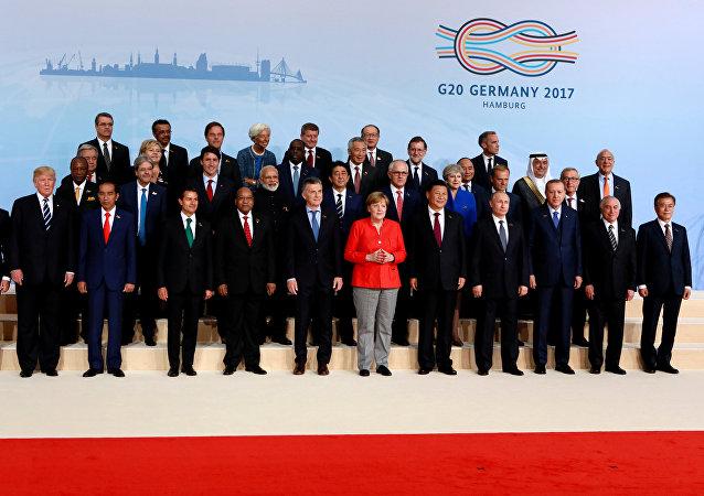 2019年G20峰会举办国公布