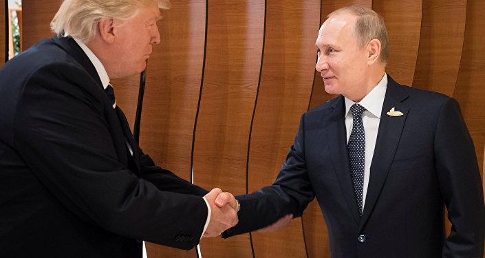 美国务卿:特朗普与普京或在APEC峰会期间会晤