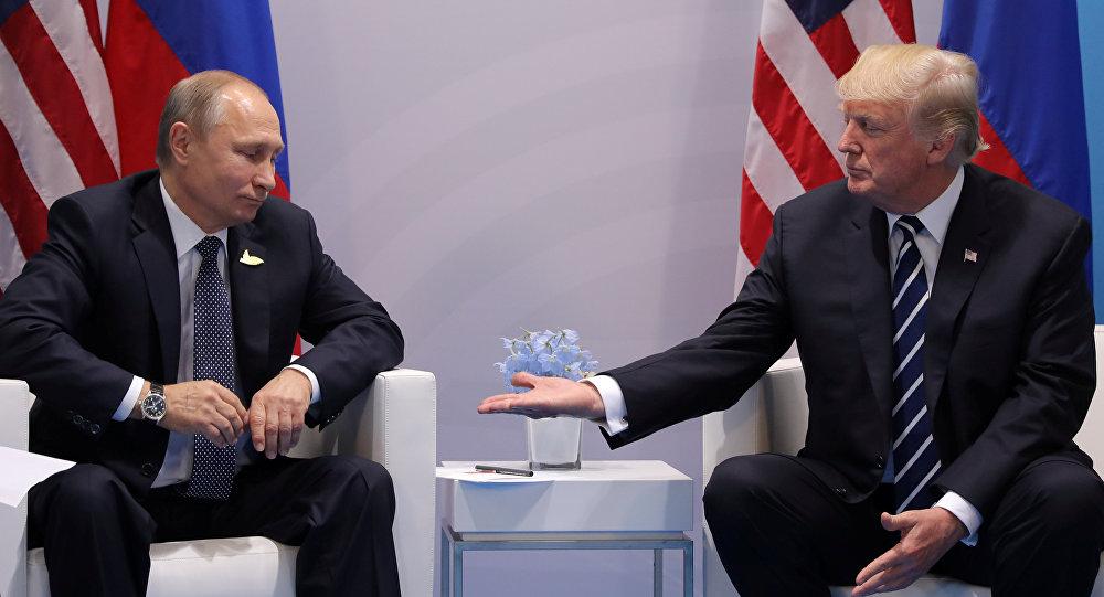 普京:特朗普坦诚 懂得倾听