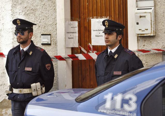 意大利逮捕一名曾在叙作战并或参与2014年格罗兹尼恐怖袭击事件的车臣人
