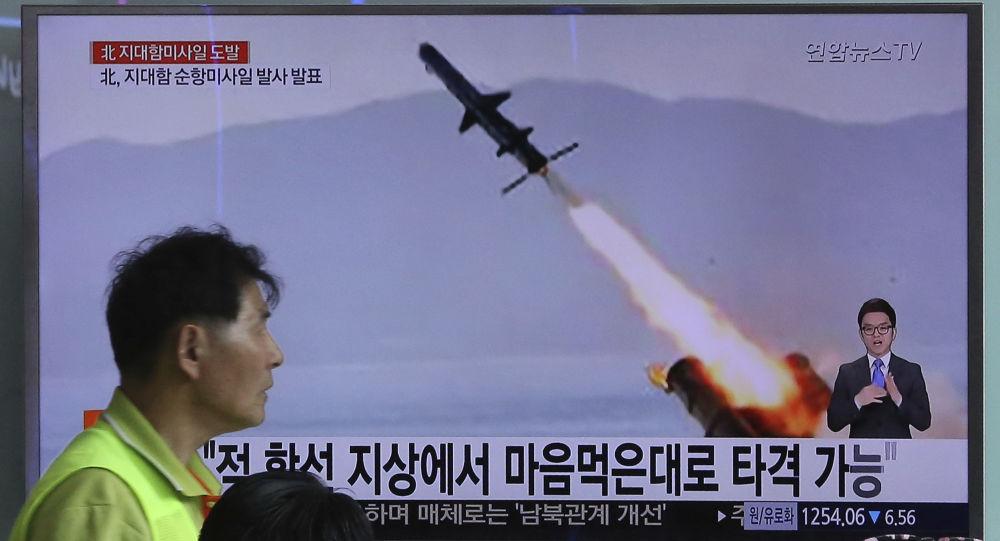 外媒:美國不高興中俄聯手處理朝鮮危機