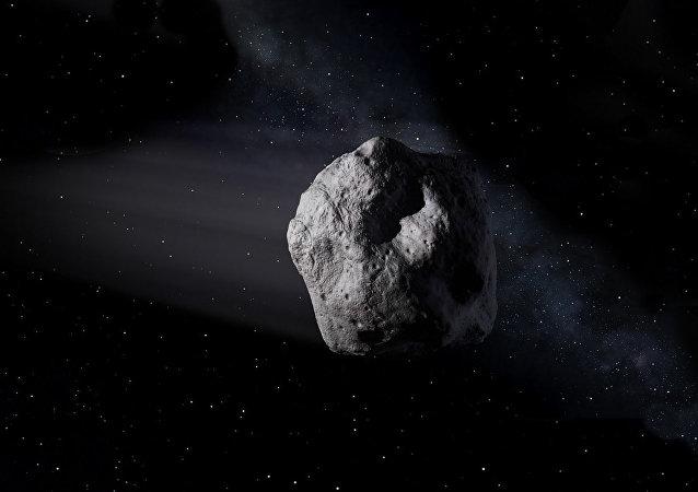 观测史上最大的一颗小行星将接近地球