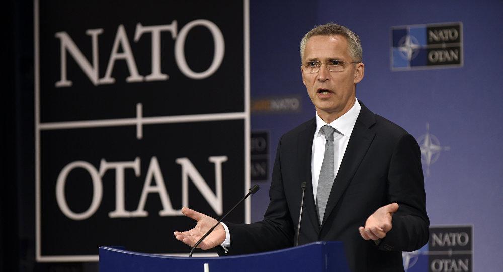 北约秘书长:北约部队丧失海上作战能力
