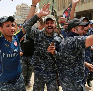 伊總理新聞處批評美國務卿關於什葉派民兵的言論