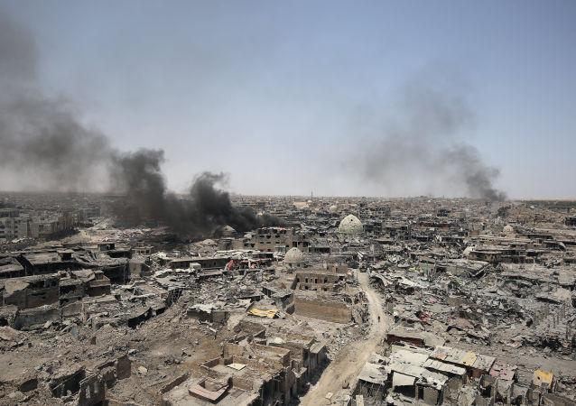 美国务院:2016年伊拉克恐袭的数量上升 而叙利亚下降