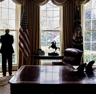 特朗普将于下周宣布是否将朝鲜重列恐怖主义赞助国