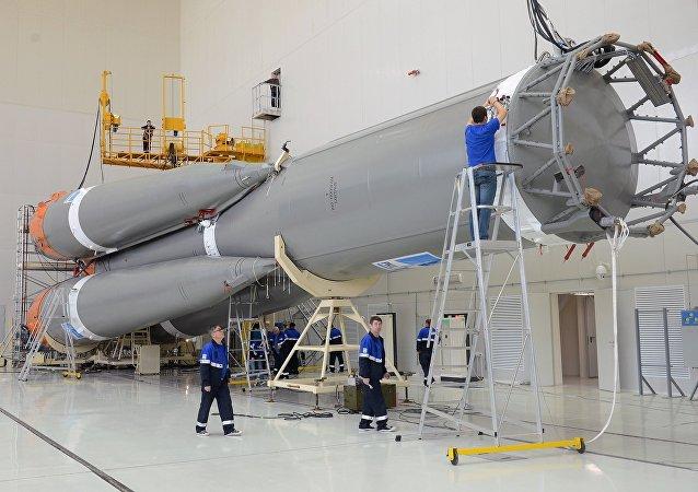 """""""安加拉""""运载火箭"""