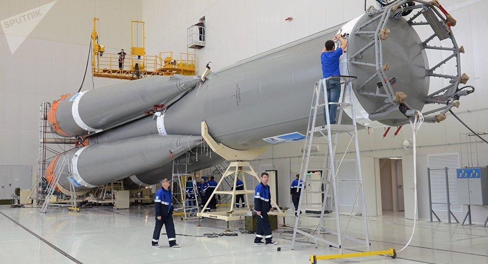 俄制造首枚安加拉A5重型运载火箭 计划于2021年发射