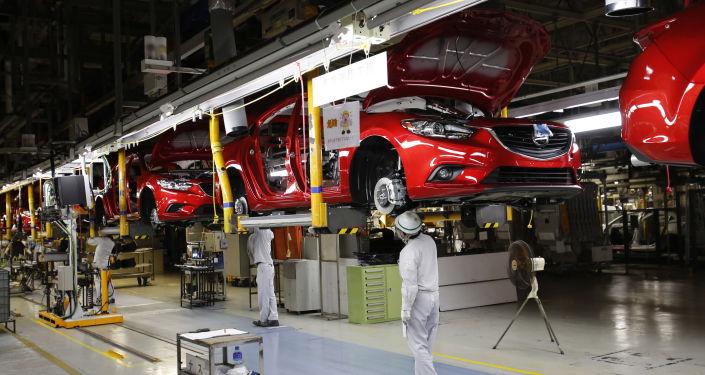 因制动器质量问题,马自达将召回其在中国的8万余台汽车