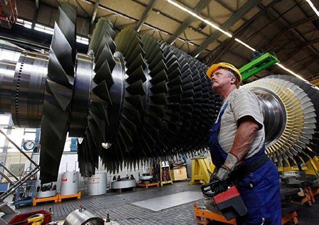 西门子没有证据证实克里米亚的涡轮机属于该公司 但是有理由这样认为