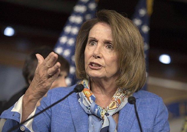 美国国会众议院议长南希∙佩洛希