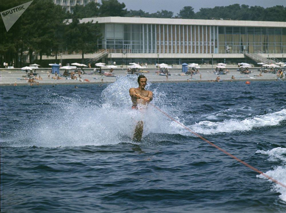 滑水,1971年