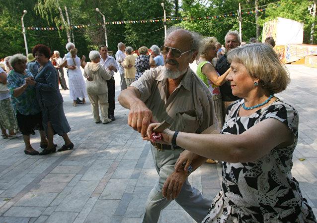 意大利老年学学家揭示长寿的秘诀