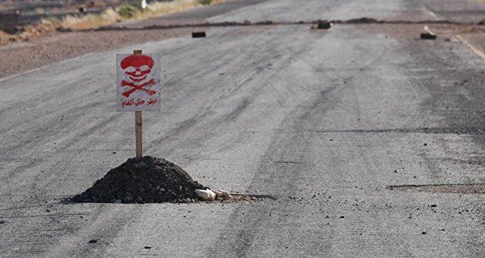 美国有关叙政府在汉谢洪镇投沙林毒气炸弹的说法令人质疑
