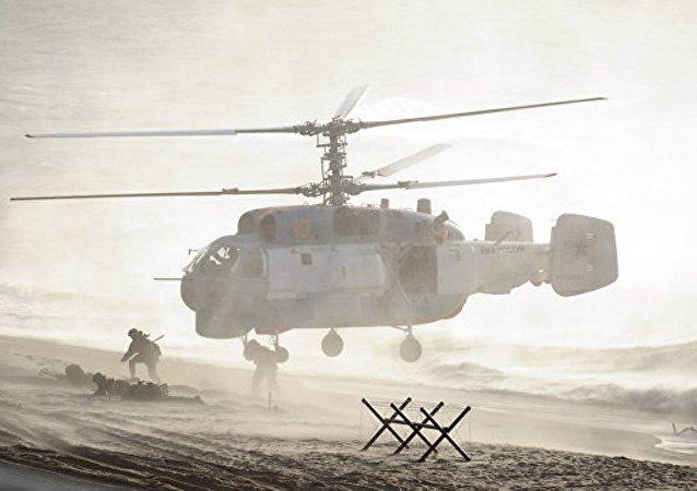 俄罗斯将展出新型反恐专用直升机